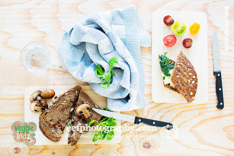 woensdag gezonde tosti dag