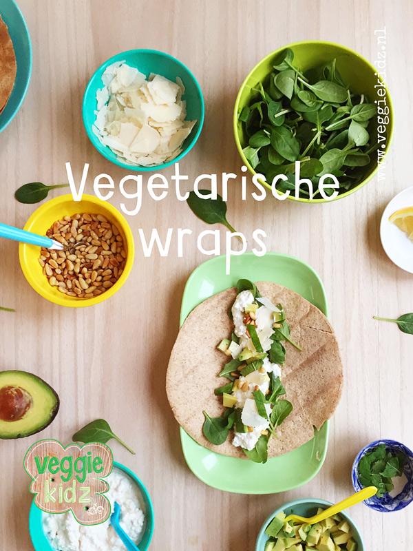 Vegetarische-wrap-Lunch