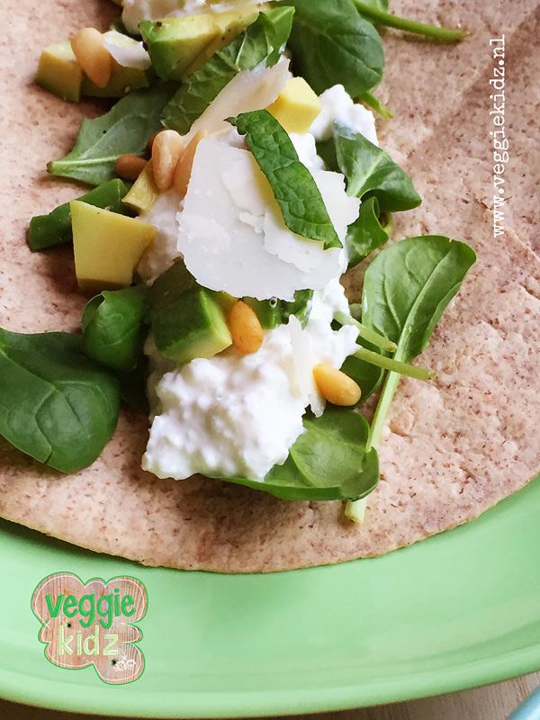Vegetarische-wraps-lunch
