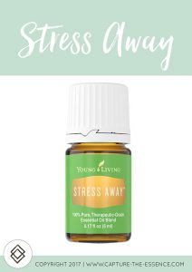 STRESS AWAY, YOUNG LIVING ESSENTIAL OILS