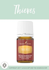 THIEVES, YOUNG LIVING ESSENTIAL OILS